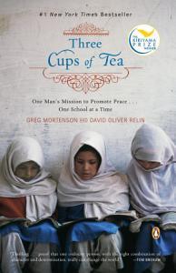 3 cups of tea