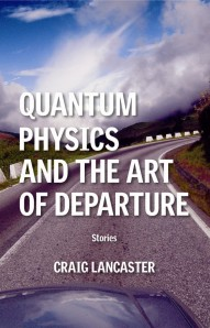 Cover-Quantum Physics and the Art of Departure