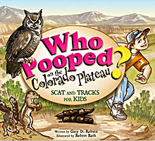 Who Pooped? Colorado Plateau
