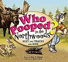 Who Pooped? Northwoods