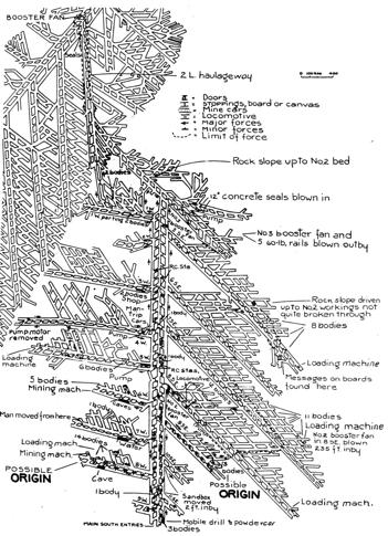 Smith Mine Map