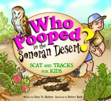 Who Pooped? Sonoran Desert