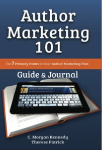 Author Marketing 101 book cover