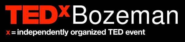 TEDxBozeman logo