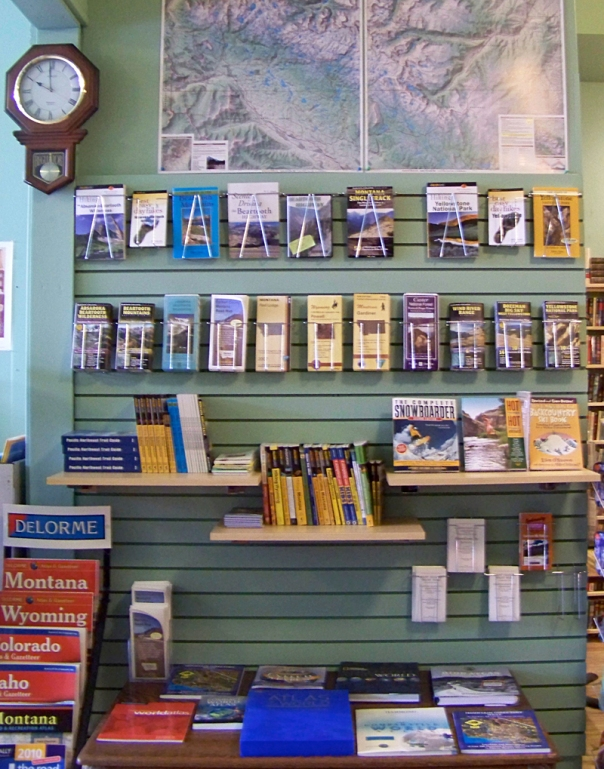 Store Display-Maps