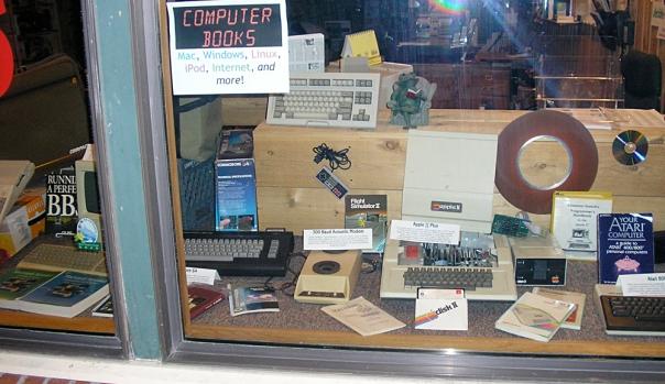 Store Window-Computers
