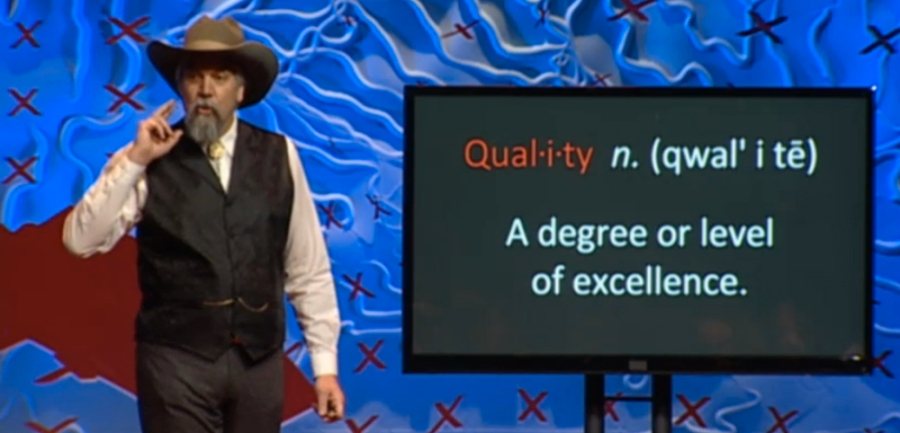Talking about quality