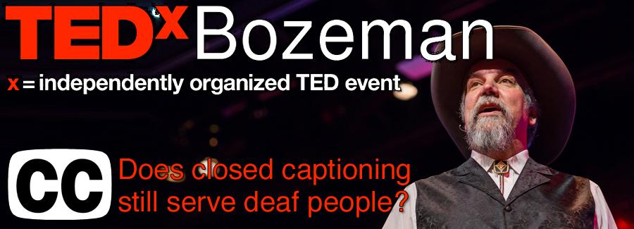 TEDxBozeman header