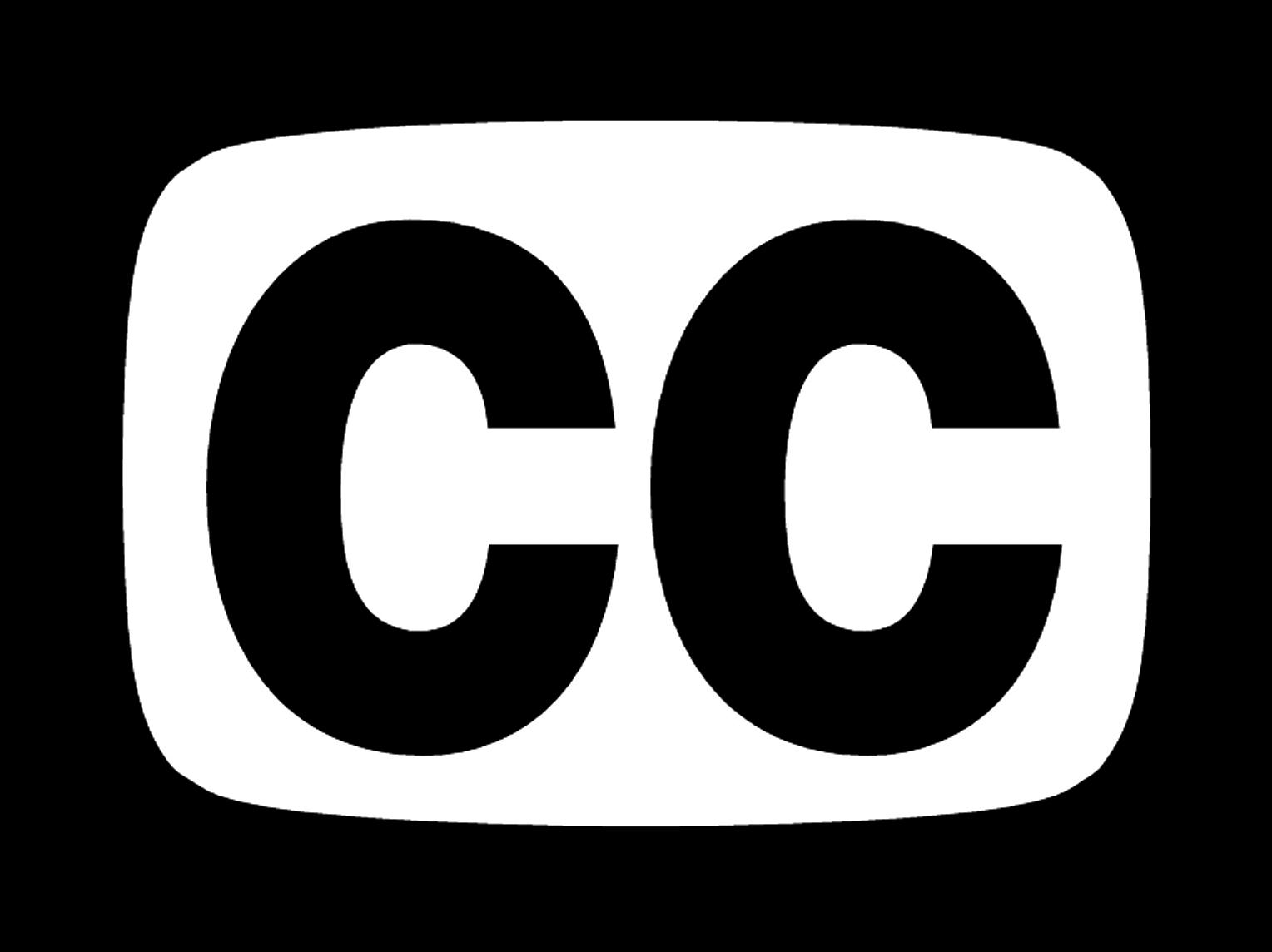 Closed Captioning Gary D Robson Electronic Circuit Crossing Symbol Clip Art At Clkercom Vector Cc Logo