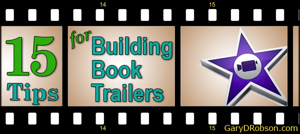 Book Trailer Tips Header
