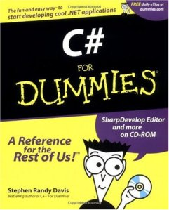 C# for Dummies book cover