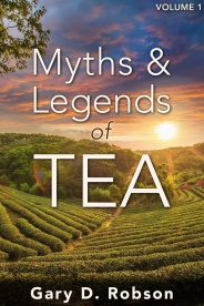 Myths and Legends of Tea Vol 1 cover