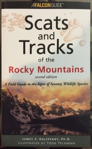 Scats and Tracks 2nd ed cover