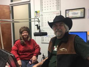 Gary and Kathy at FM99 2017